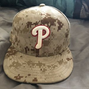 Other - PHILADELPHIA PHILLIES MEMORIAL DAY FITTED HAT